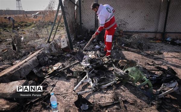 گزارش آنالیز سانحه هواپیمای اوکراینی منتشر شد