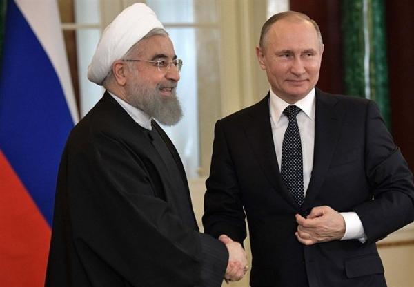 پیام تبریک نوروزی پوتین به روحانی