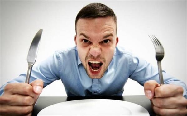 چرا زمانی که گرسنه هستیم عصبی میشویم ؟