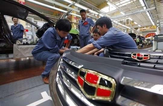 چینی ها در صنعت خودرو ایران چه می خواهند؟ خبرنگاران