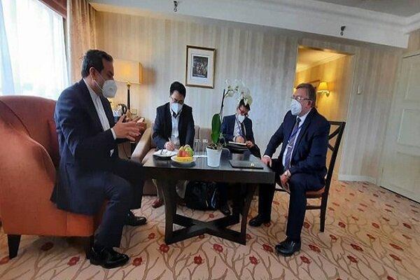 نمایندگان روسیه و چین با هیات ایرانی در وین ملاقات کردند