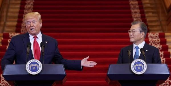 کره جنوبی: به اظهارات ترامپ پاسخ نمی دهیم
