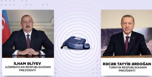 خبرنگاران روسای جمهوری آذربایجان و ترکیه بیانیه بایدن را محکوم کردند
