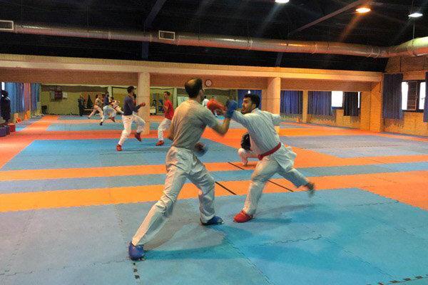 تعویق یک ماهه مسابقات انتخابی تیم ملی کاراته ایران