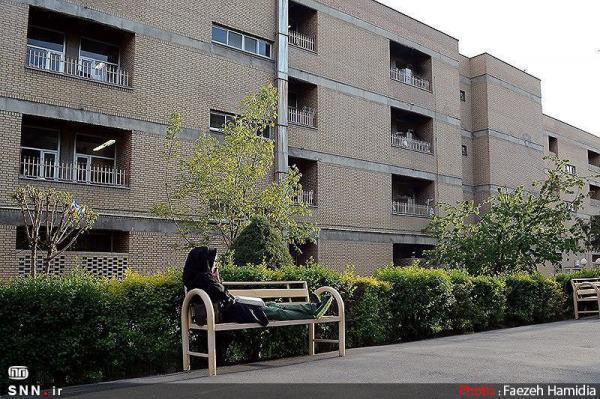 دانشگاه خواجه نصیر شرایط اسکان در خوابگاه ها را اظهار داشت