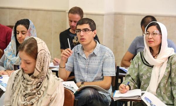 برگزاری کلاس های آموزشی زبان های خارجه در دانشگاه تبریز