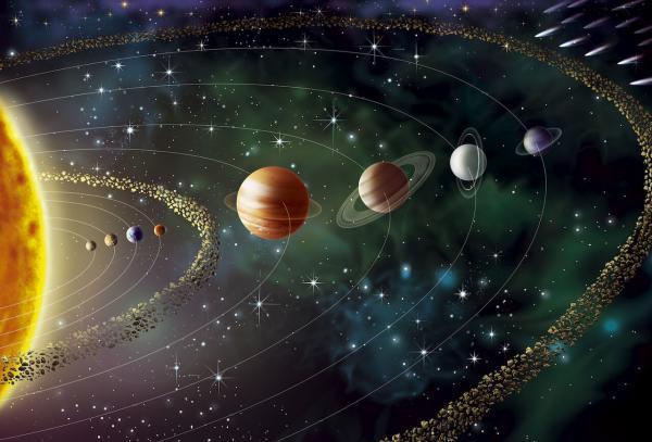 حقایقی عجیب از منظومه شمسی؛ از طولانی ترین روزها تا سکوت مطلق