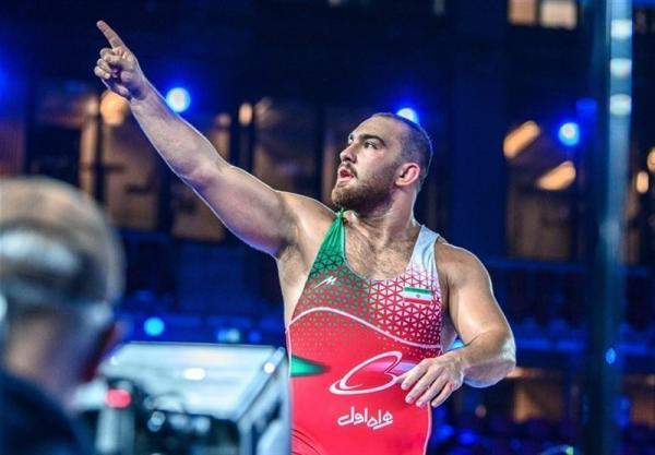 کشتی آزاد قهرمانی جهان، شبِ رویایی کشتی ایران تکمیل شد، زارع به مدال طلای سنگین وزن جهان رسید